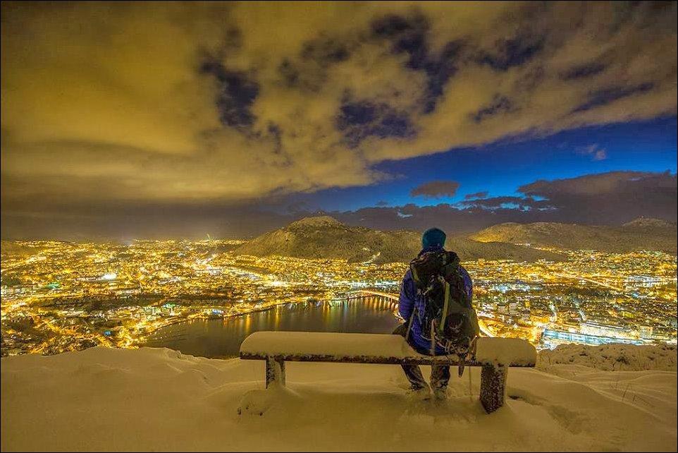Я хочу в Норвегию