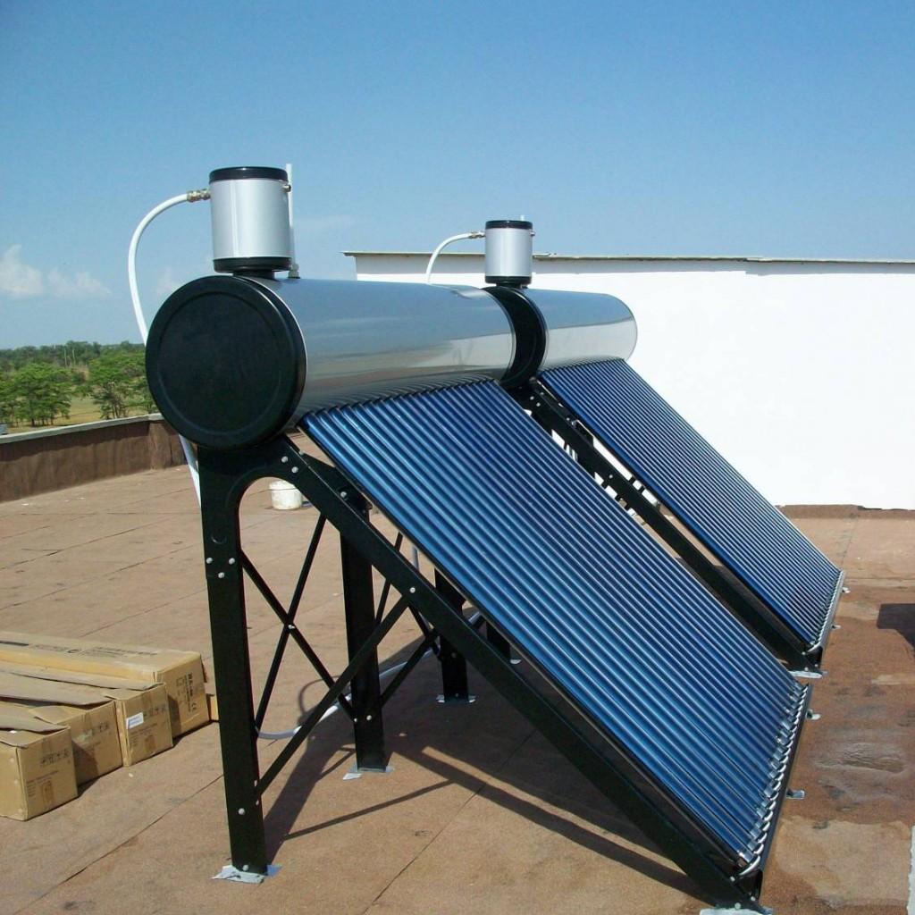 Солнце на вашей крыше. Установка и применение гелиосистем