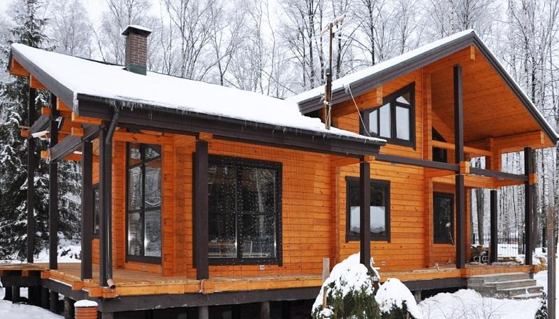 Строим дачный домик. Выбор материалов, проекта, материалов и технологии