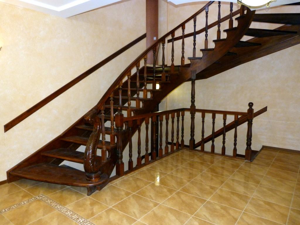 Лестница: устройство и монтаж