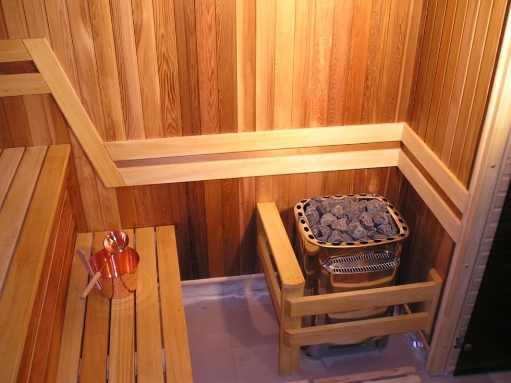 Домашняя сауна: устройство, оборудование, материалы