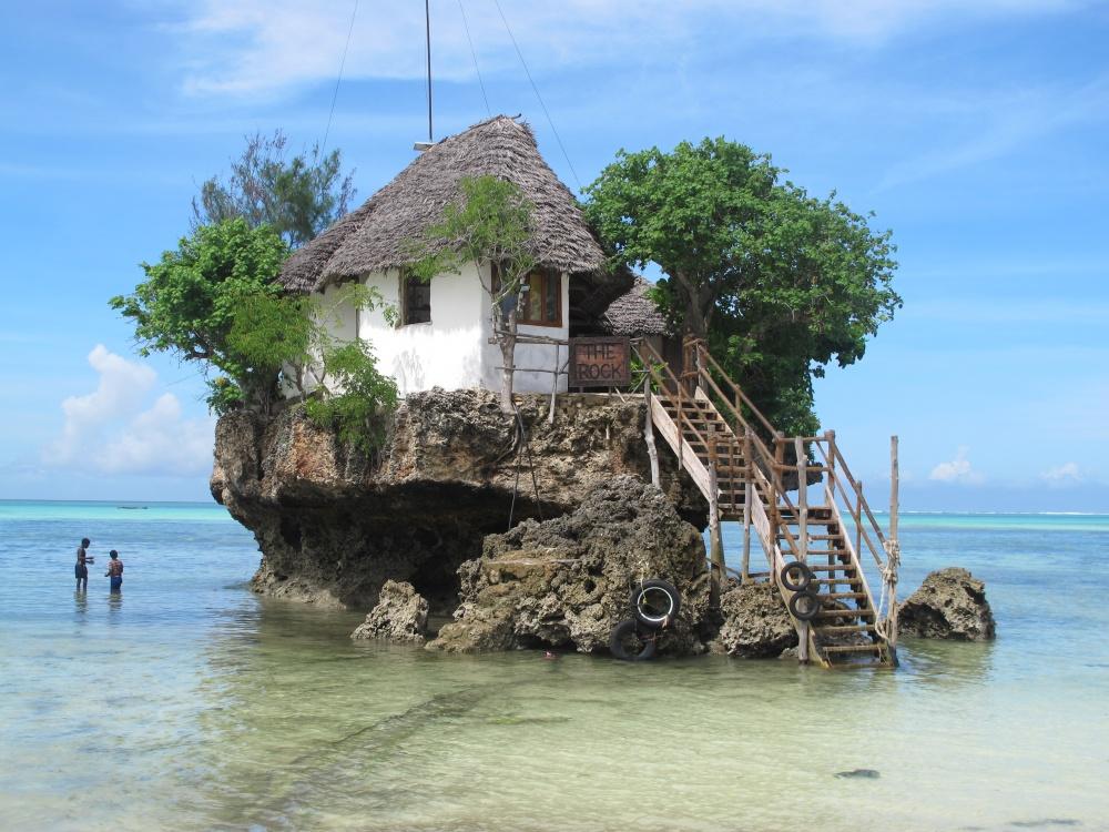 Природа — чудесный архитектор