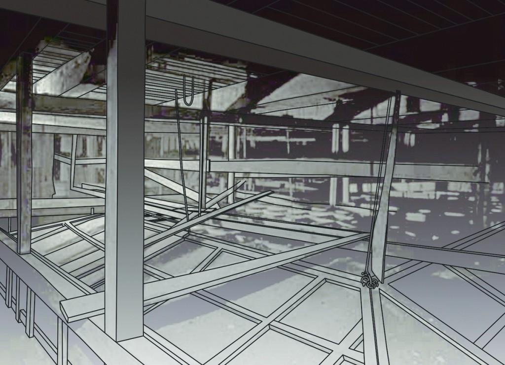 Подвесные потолки: скрытое пространство