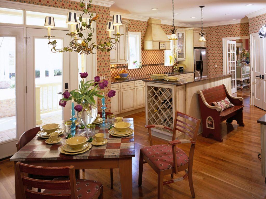 Чем украсить кухню: советы, рекомендации, примеры