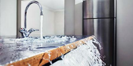 Система защиты от протечек воды