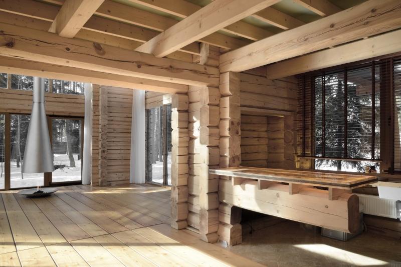Ежегодная премия деревянного домостроения  Аrhiwood