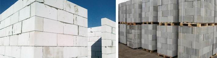 Как построить дом из газобетонных блоков
