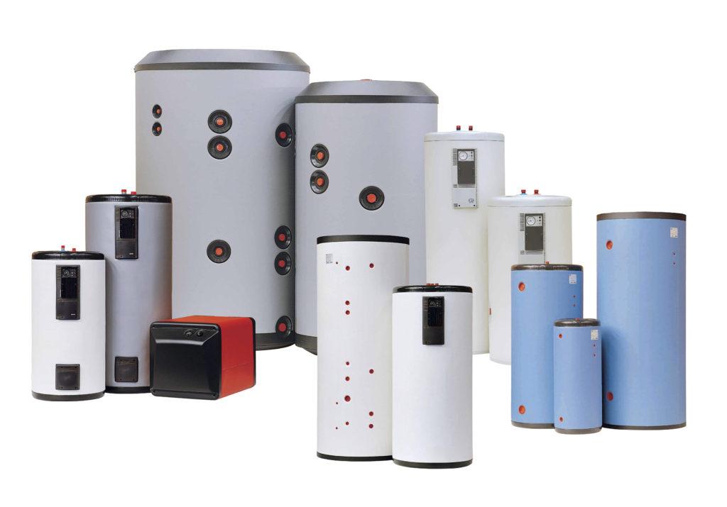 Виды современных водонагревателей и отопительных котлов