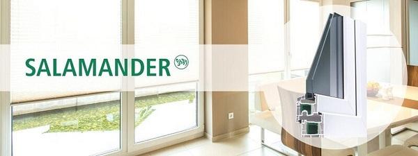 Salamander — лучшие окна настоящего немецкого качества