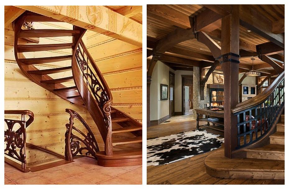 Дизайн лестницы: какой выбрать
