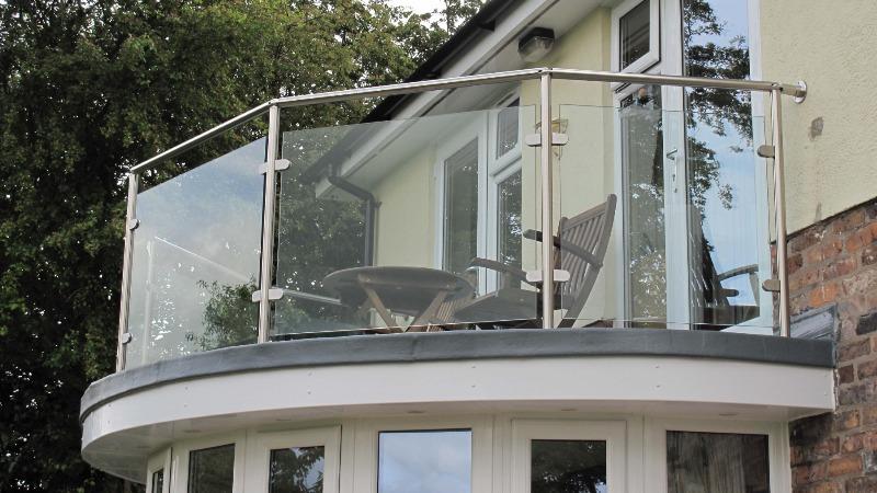 Виды перил. Перила и ограждения балконов из нержавеющей стали (нержавейки)