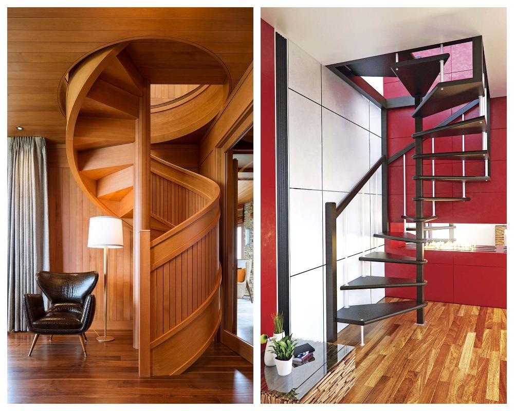 Популярные кованые лестницы