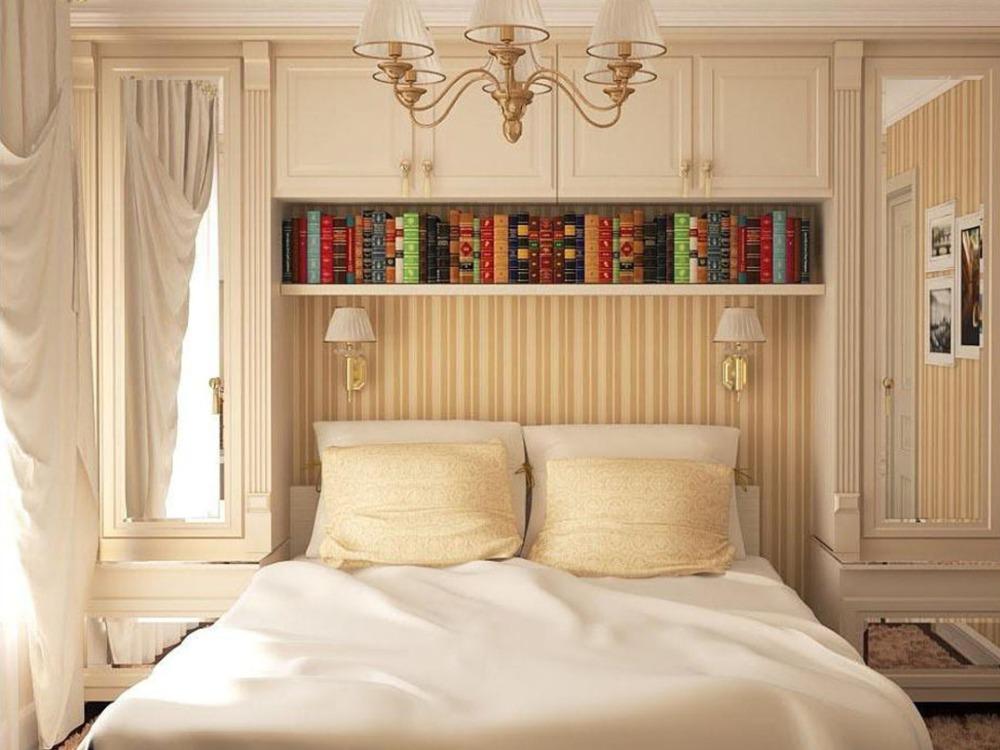 Дизайн спальни. Модные тенденции