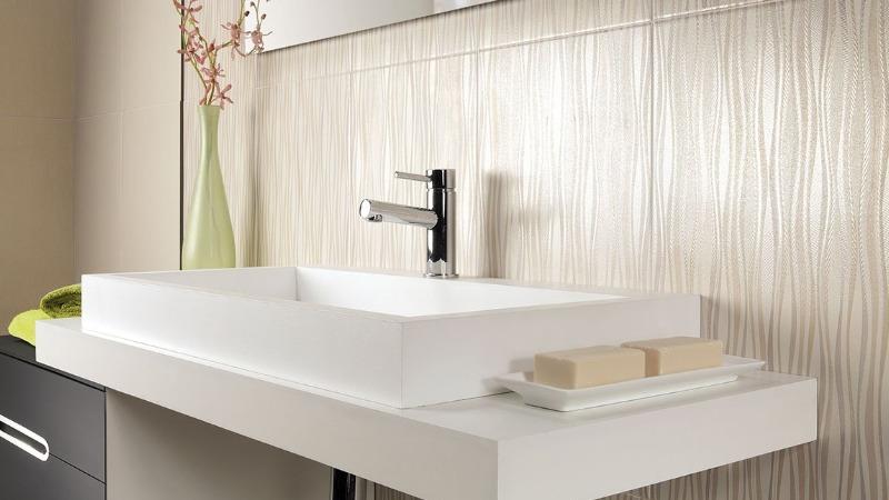 Выбор плитки для ванной. Керамическая плитка Керама Марацци.