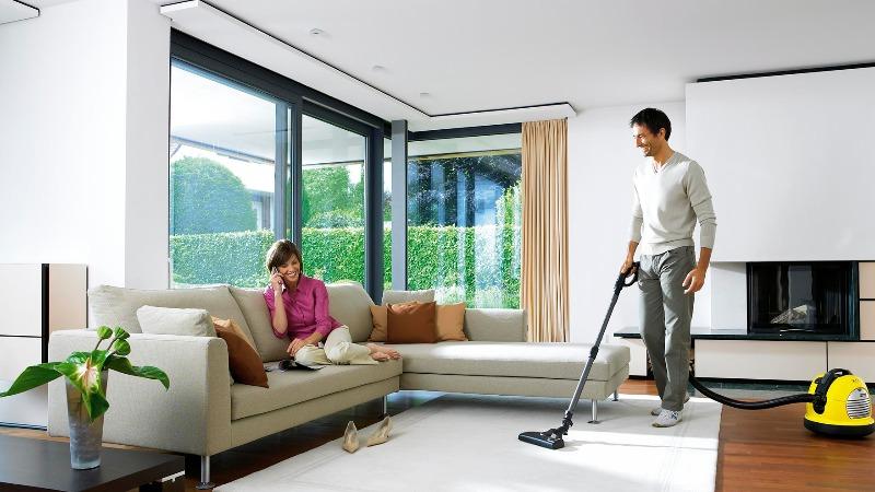 Уборка помещения. Высокие и низкие вибрации энергии.