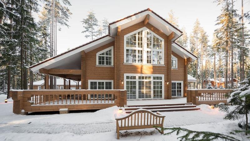 Строительстве финского дома: в чем заключается технология