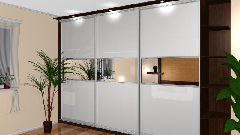 Мебельный встроенный шкаф – рациональное использование пространства и модный дизайн