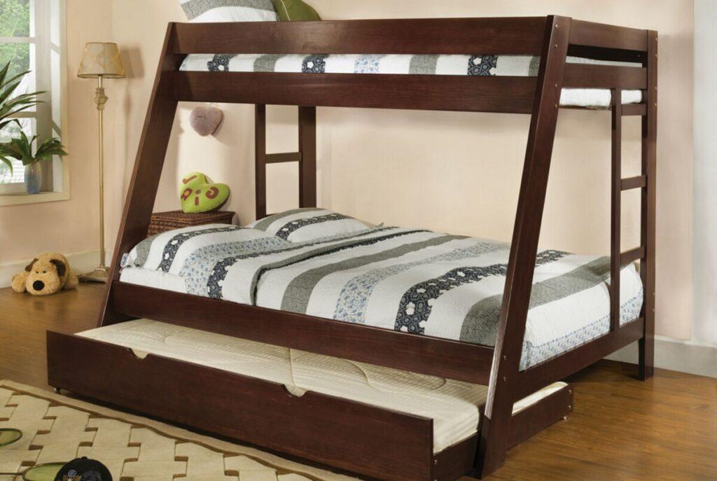 Двухъярусная кровать своими руками — чертежи и схемы, мастер-классы