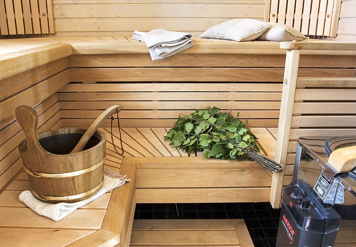 Мебель в сауне