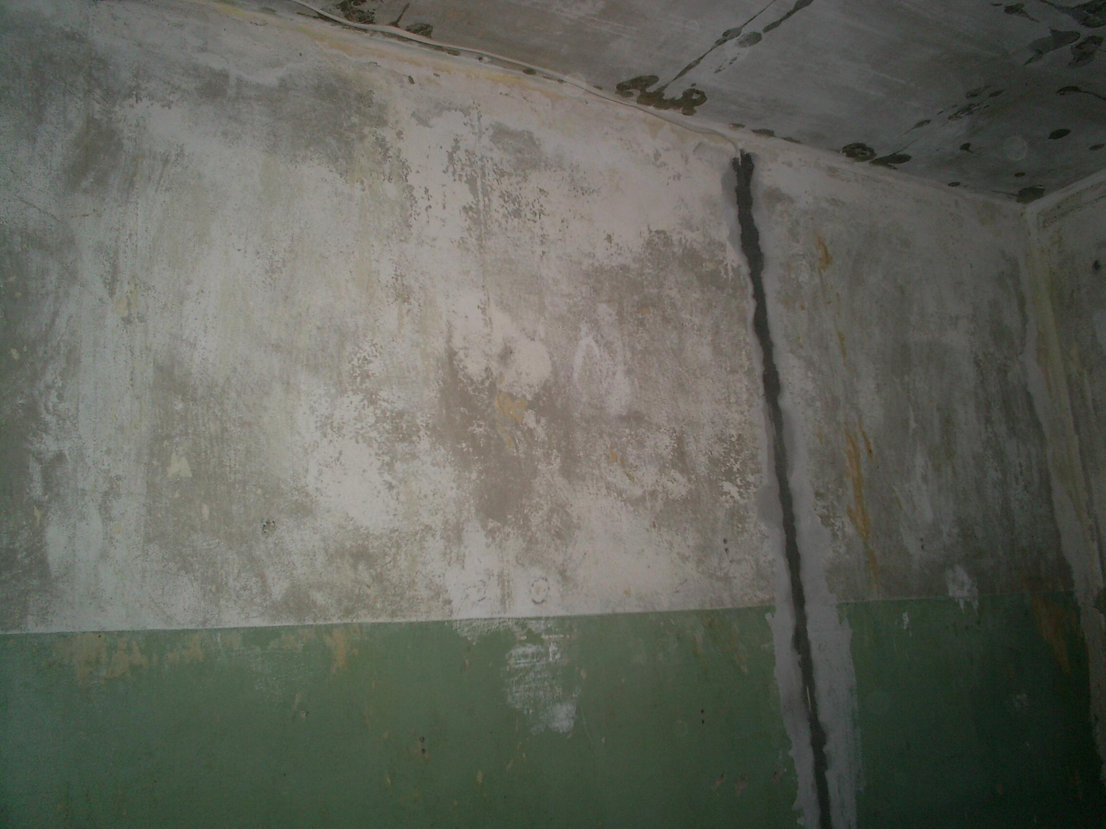 Монолитные бетонные перегородки