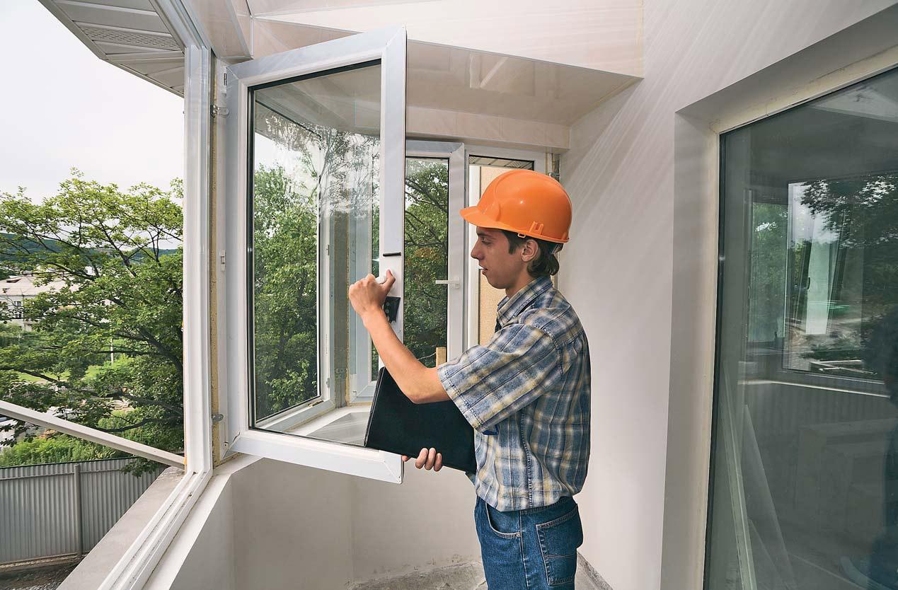 Монтаж пластиковые окна своими руками