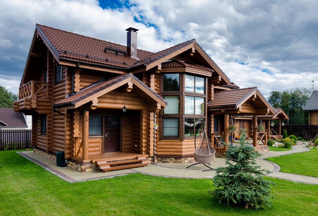 рубленый дом под ключ цена повреждение может возникнуть