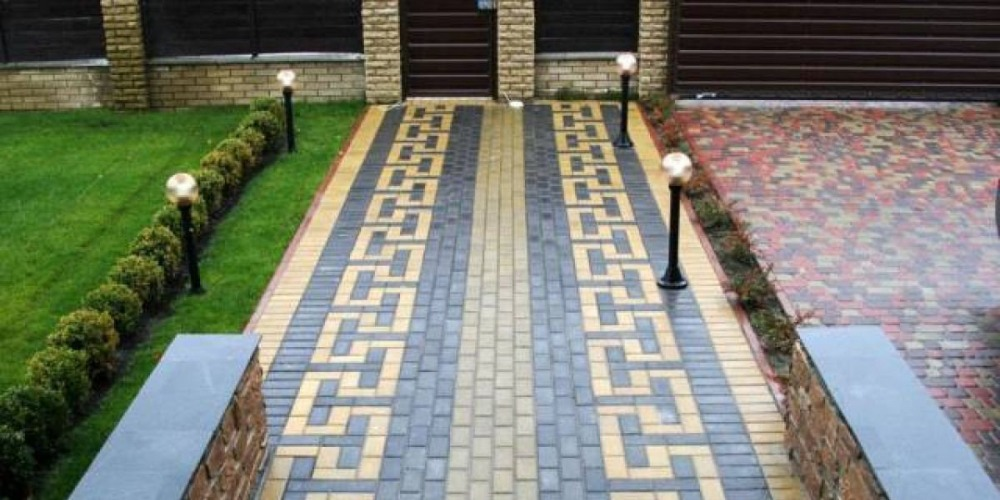 Тротуарная плитка - особенности, укладка, от чего зависит стоимость